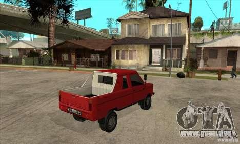 FSR Tarpan 237D (v.1) pour GTA San Andreas vue de droite