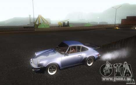 Porsche 911 Turbo 1982 pour GTA San Andreas