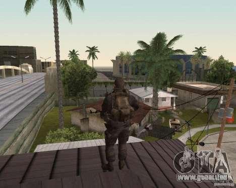 Alex Mason für GTA San Andreas zweiten Screenshot