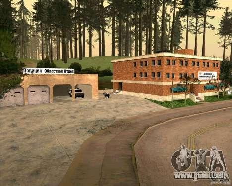 Priparkovanyj Transport v1. 0 für GTA San Andreas sechsten Screenshot