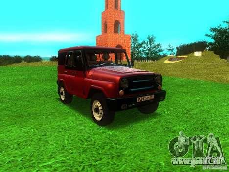 UAZ 315148 pour GTA San Andreas