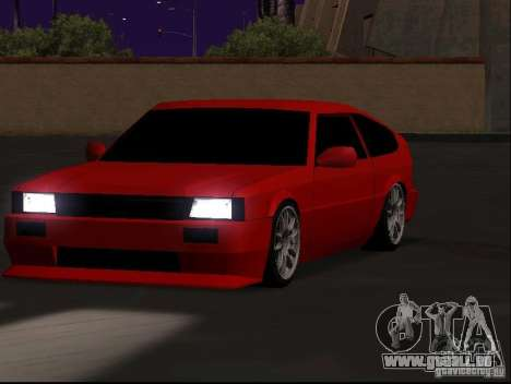 New Blistac pour GTA San Andreas