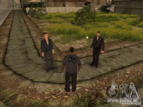 MAFIA Gang für GTA San Andreas her Screenshot