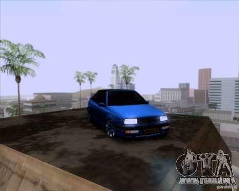 Volkswagen Golf III pour GTA San Andreas vue de côté