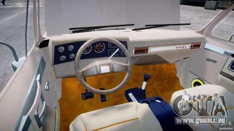 Chevrolet Blazer K5 Stock pour GTA 4 Vue arrière