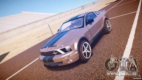 Shelby GT500kr für GTA 4