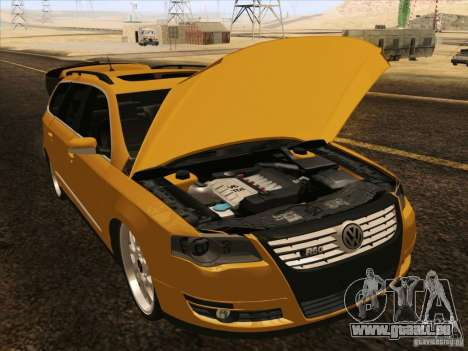 Volkswagen Passat B6 Variant für GTA San Andreas