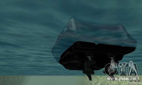 GTAIV TBOGT Floater pour GTA San Andreas vue intérieure