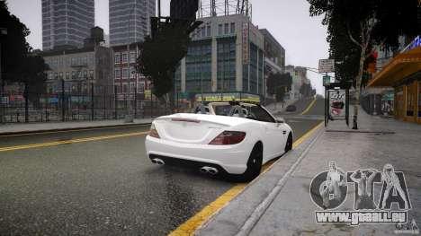 iCEnhancer 2.1 Custom pour GTA 4 neuvième écran