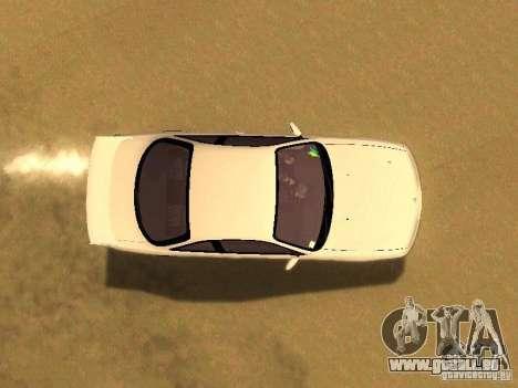 Nissan 200SX JDM pour GTA San Andreas vue arrière