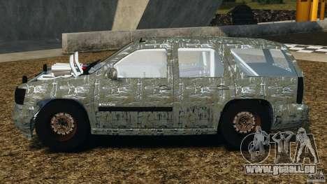 Chevrolet Tahoe 2007 GMT900 korch [RIV] für GTA 4 linke Ansicht