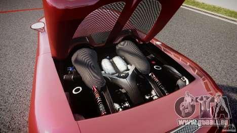 Porsche Carrera GT [EPM] für GTA 4 Innenansicht