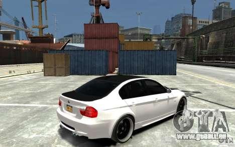 BMW 330i E60 Tuned 2 pour GTA 4 est un droit