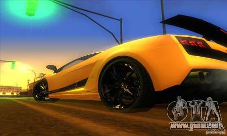 ENB Graphics by KINOman für GTA San Andreas siebten Screenshot