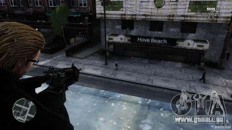 RE5 Wesker pour GTA 4 cinquième écran