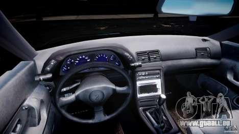 Nissan Skyline R32 GTS-t 1989 [Final] für GTA 4 Rückansicht