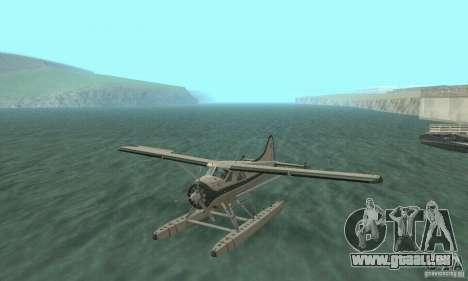 DeHavilland Beaver DHC2 für GTA San Andreas
