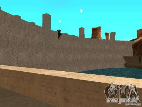 Neue Texturen für Talsperren für GTA San Andreas