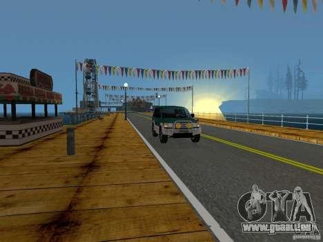 Neue Strand Textur v2. 0 für GTA San Andreas zehnten Screenshot