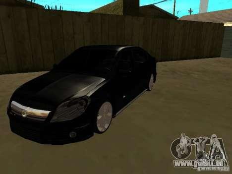Chevrolet Vectra Elite 2.0 für GTA San Andreas