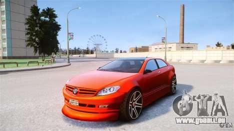 Schafter2 Sedan für GTA 4 rechte Ansicht