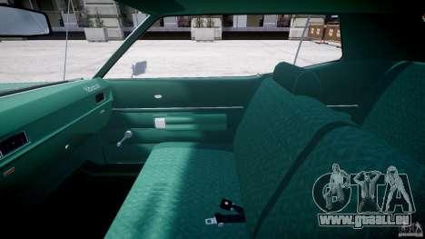 Mercury Monterey 2DR 1972 für GTA 4 Rückansicht