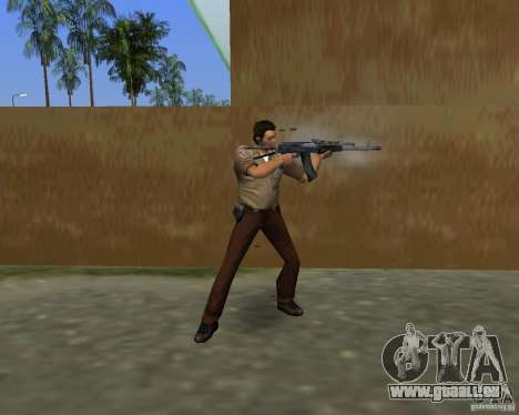 Pak Waffen von s.t.a.l.k.e.r. für GTA Vice City zehnten Screenshot