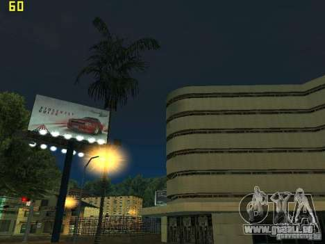 GTA SA IV Los Santos Re-Textured Ciy für GTA San Andreas zehnten Screenshot