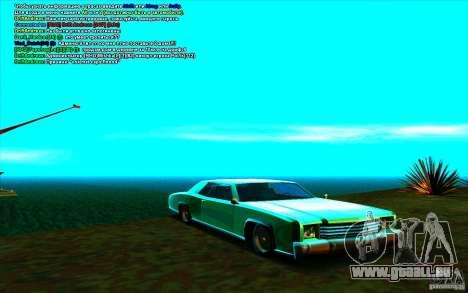 Qualitative Enbseries 2 für GTA San Andreas