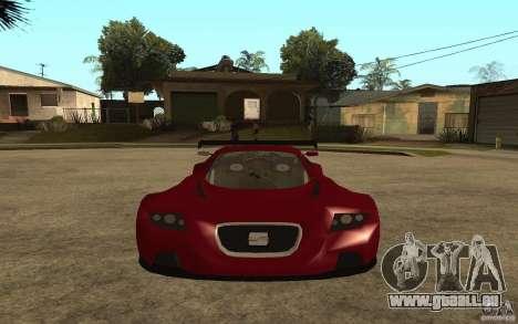 Seat Cupra GT für GTA San Andreas rechten Ansicht