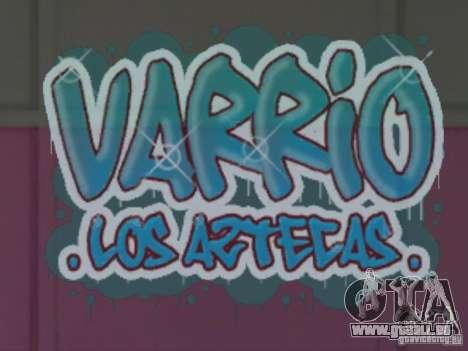 New LS gang tags pour GTA San Andreas