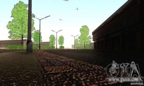 ENBSeries by dyu6 v4.0 für GTA San Andreas zweiten Screenshot