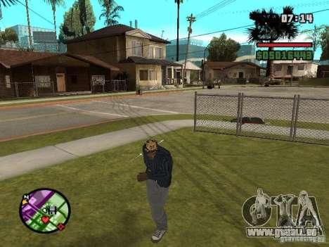 Seringue pour GTA San Andreas troisième écran