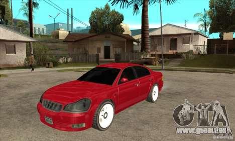 GTA IV Intruder pour GTA San Andreas