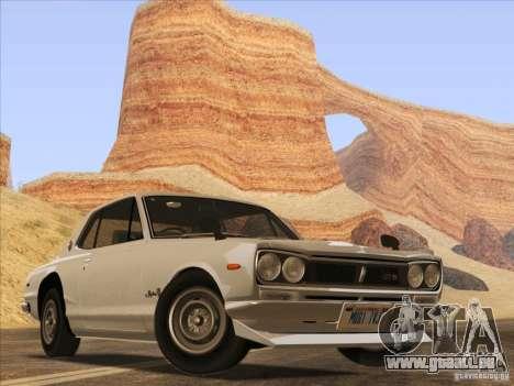 HQ Country Desert v1.3 pour GTA San Andreas septième écran