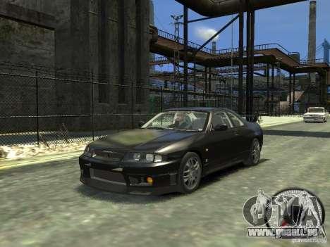 Nissan Skyline GT-R V-Spec (R33) 1997 für GTA 4