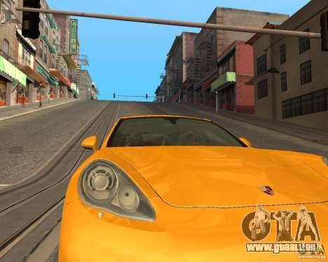 ENBSeries Realistic pour GTA San Andreas sixième écran