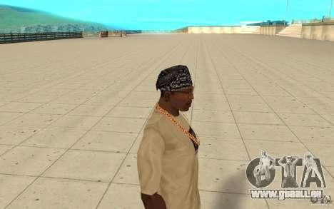 Bandana D12 pour GTA San Andreas