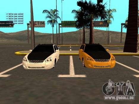 Lada Priora Fließheck für GTA San Andreas