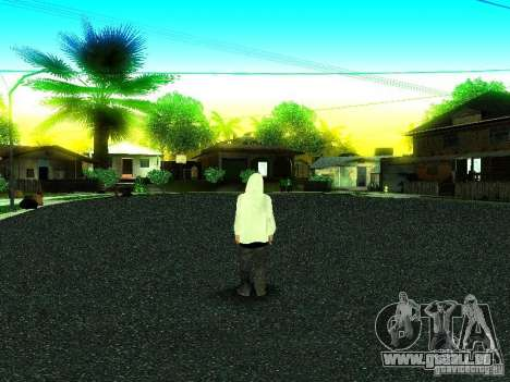 New ColorMod Realistic pour GTA San Andreas