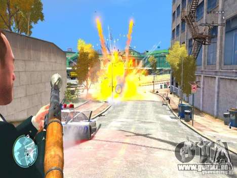 Real Explosions v2 FINAL pour GTA 4