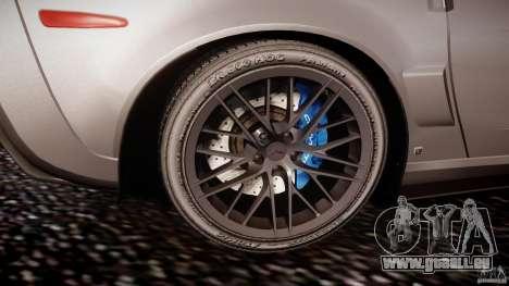 Chevrolet Corvette ZR1 2009 v1.2 für GTA 4 Unteransicht