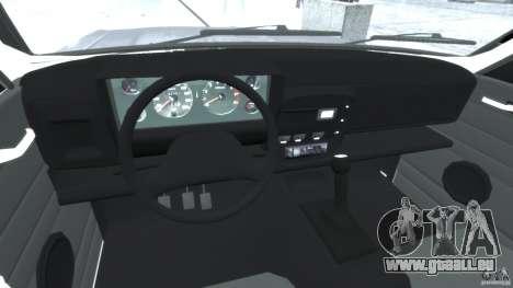 Peykan 1600i pour GTA 4 est un droit