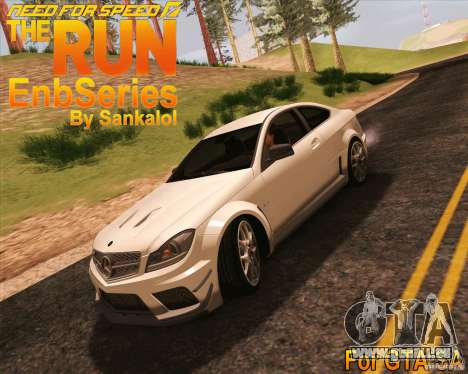 NFS The Run ENBSeries by Sankalol pour GTA San Andreas