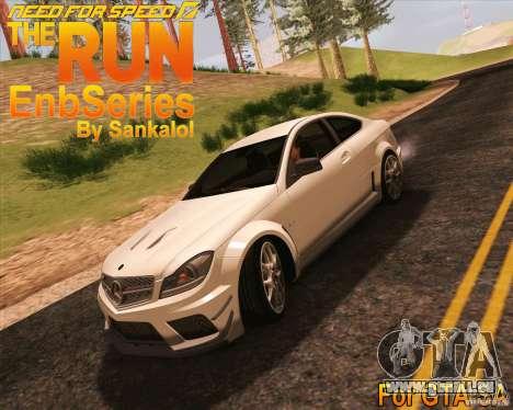 NFS The Run ENBSeries by Sankalol für GTA San Andreas