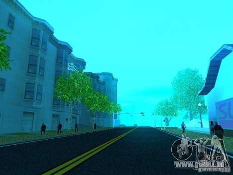 Nouveau Mod de couleur pour GTA San Andreas sixième écran