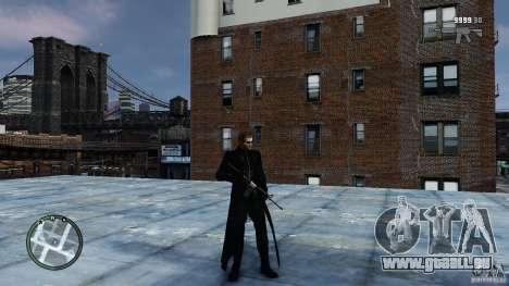RE5 Wesker pour GTA 4 quatrième écran