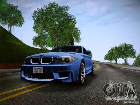 BMW 1M v2 für GTA San Andreas rechten Ansicht