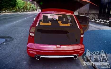 Honda CR-V Light Tuning pour GTA 4 est une vue de dessous