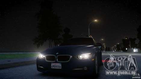 PhotoRealistic ENB pour GTA 4 dixièmes d'écran